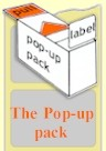 Pop-Up Pack: See our dispenser in action.